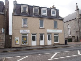 69a High Street First Floor Right, Inverurie, AB51 3QJ