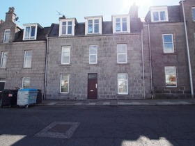 Bedford Road, First Floor Right, Ab24, Old Aberdeen, AB24 3LH