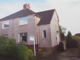 Woodburn Ave , Cairnhill, ML6 9EW