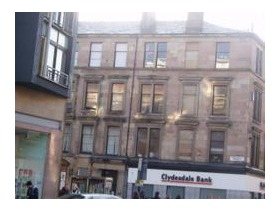 Byres Road 3/2 at 318, Hillhead, G12 8AW