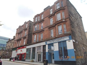 2 BEDROOM Top Floor Flat to Let In the Heart of City Centre, Garnethill, G3 6PX