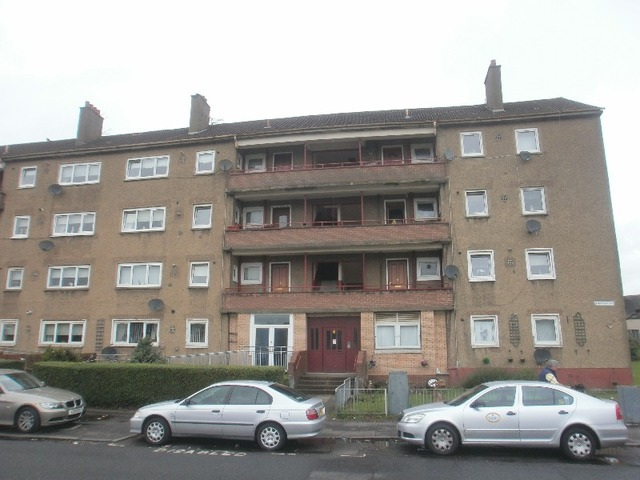 3 Bed Flat For Rent Barlanark Glasgow G33 4rx S1homes