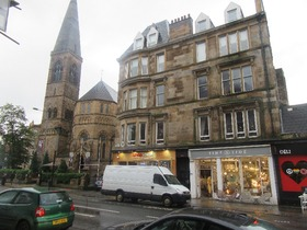 Byres Road, Hillhead, G12 8AS