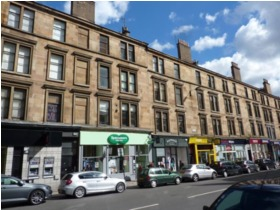3/2 318 Byres Road , Partick, G12 8AW
